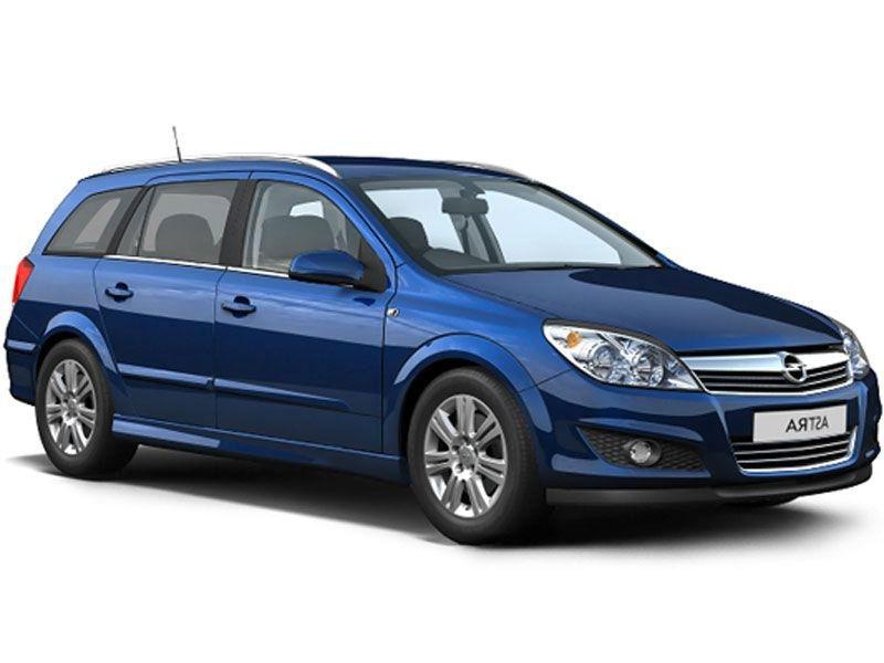 Опель Астра /  Opel Astra  - установка ГБО на автомобили в Рязани